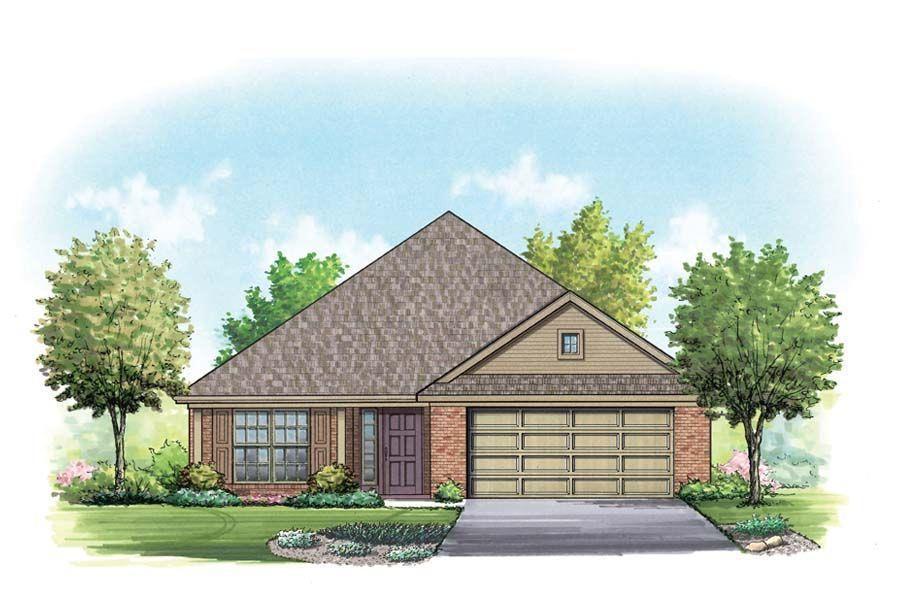 Exterior featured in the Liberty By Homes By Towne - TX in Fort Worth, TX