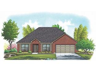 Taylor - Mountain Valley Lake: Burleson, Texas - Homes By Towne - TX
