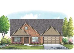Rockport - Mountain Valley Lake: Burleson, Texas - Homes By Towne - TX