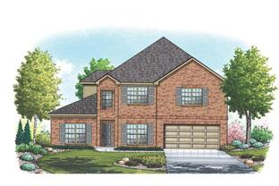 Marshall - Mountain Valley Lake: Burleson, Texas - Homes By Towne - TX