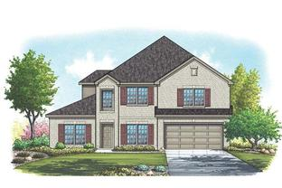 Marshall II - Mountain Valley Lake: Burleson, Texas - Homes By Towne - TX
