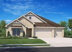 Westbrook - Mountain Valley Lake: Burleson, Texas - Homes By Towne - TX