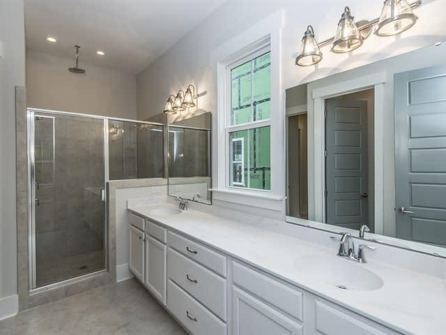 Bathroom featured in the Cooper By Homes by Dickerson in Charleston, SC