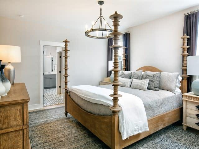 Bedroom featured in the Mendenhall By Homes by Dickerson in Charleston, SC
