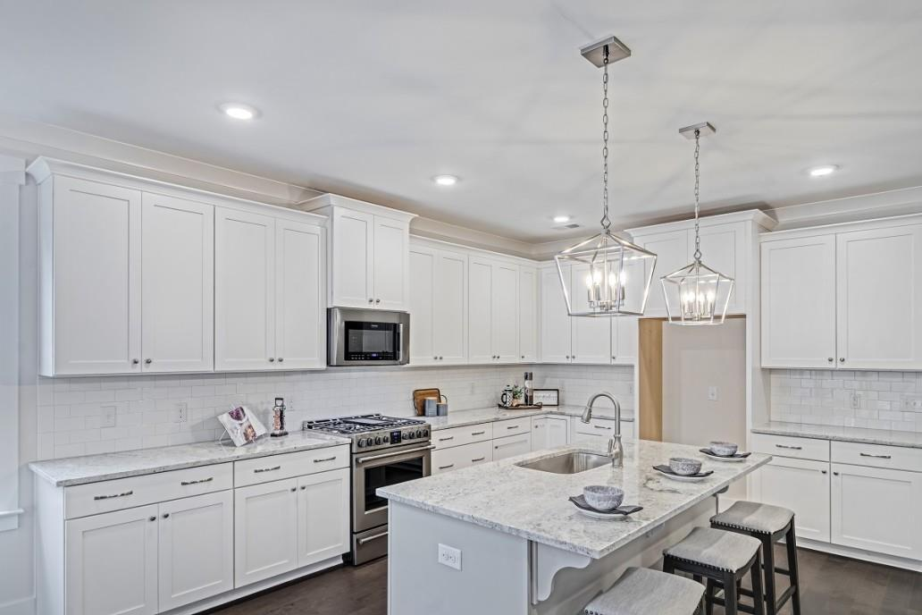Kitchen featured in the Mendenhall By Homes by Dickerson in Charleston, SC
