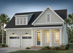 Mendenhall - Nexton: Summerville, South Carolina - Homes by Dickerson