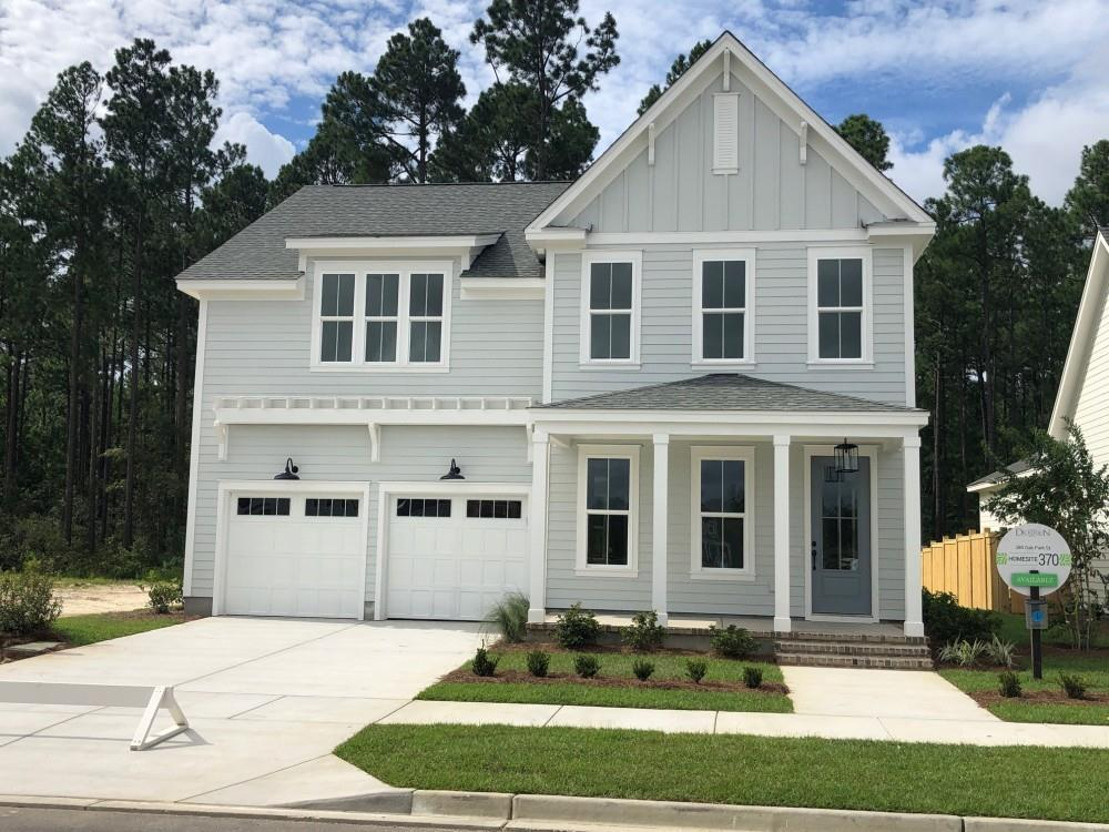Exterior featured in the Cooper By Homes by Dickerson in Charleston, SC