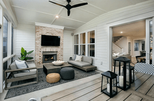 'Nexton' by Homes by Dickerson in Charleston