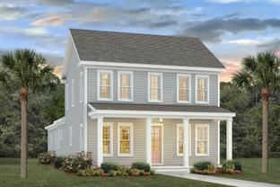 Aberdeen - Nexton: Summerville, South Carolina - Homes by Dickerson