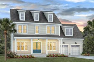 Azalea - Nexton: Summerville, South Carolina - Homes by Dickerson