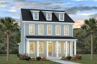 Barclay - Nexton: Summerville, South Carolina - Homes by Dickerson