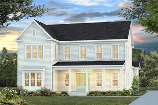 Drayton - Nexton: Summerville, South Carolina - Homes by Dickerson