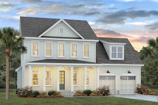 Hampton - Nexton: Summerville, South Carolina - Homes by Dickerson