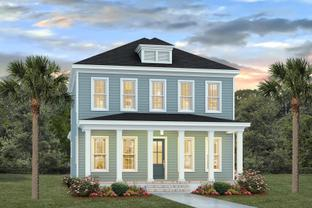 Mansfield - Nexton: Summerville, South Carolina - Homes by Dickerson