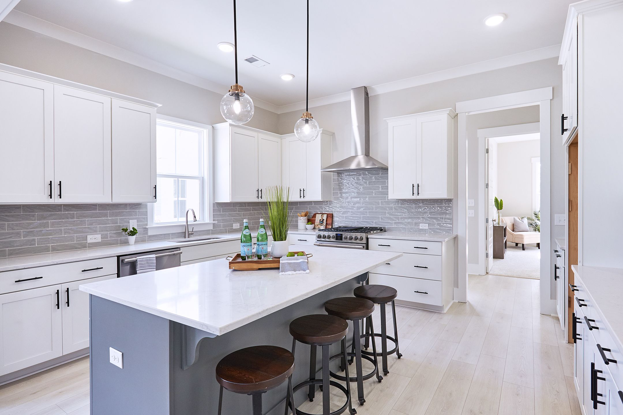 Kitchen featured in the Rutledge By Homes by Dickerson in Charleston, SC