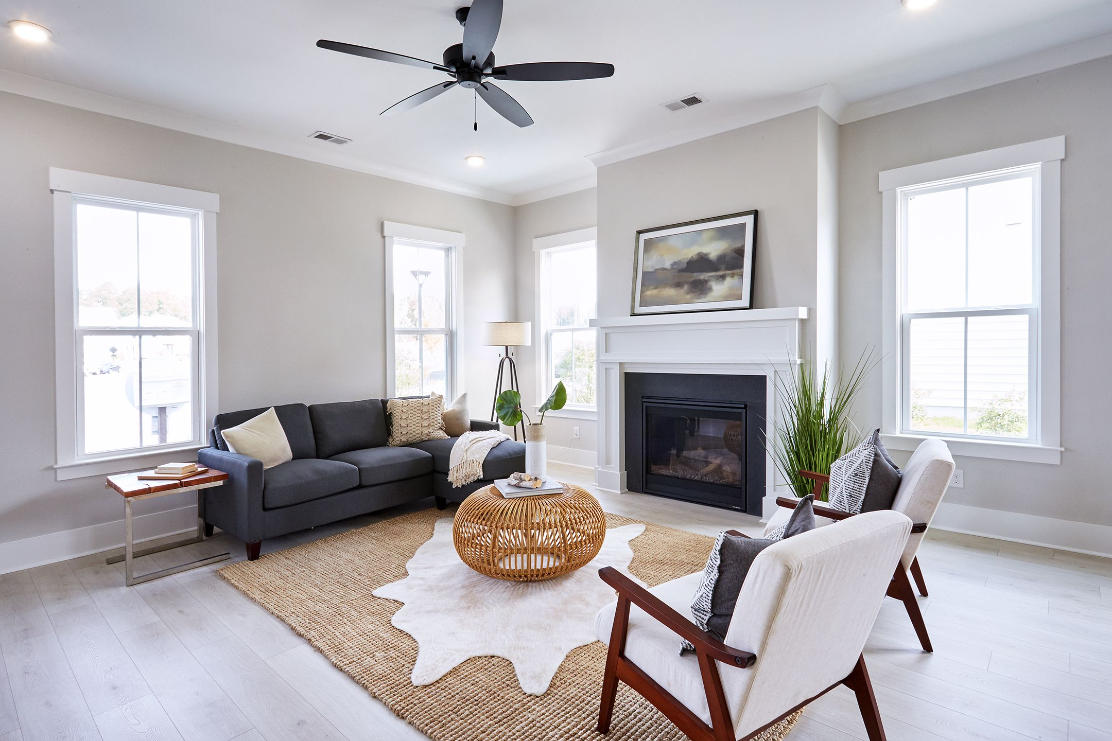 Living Area featured in the Rutledge By Homes by Dickerson in Charleston, SC