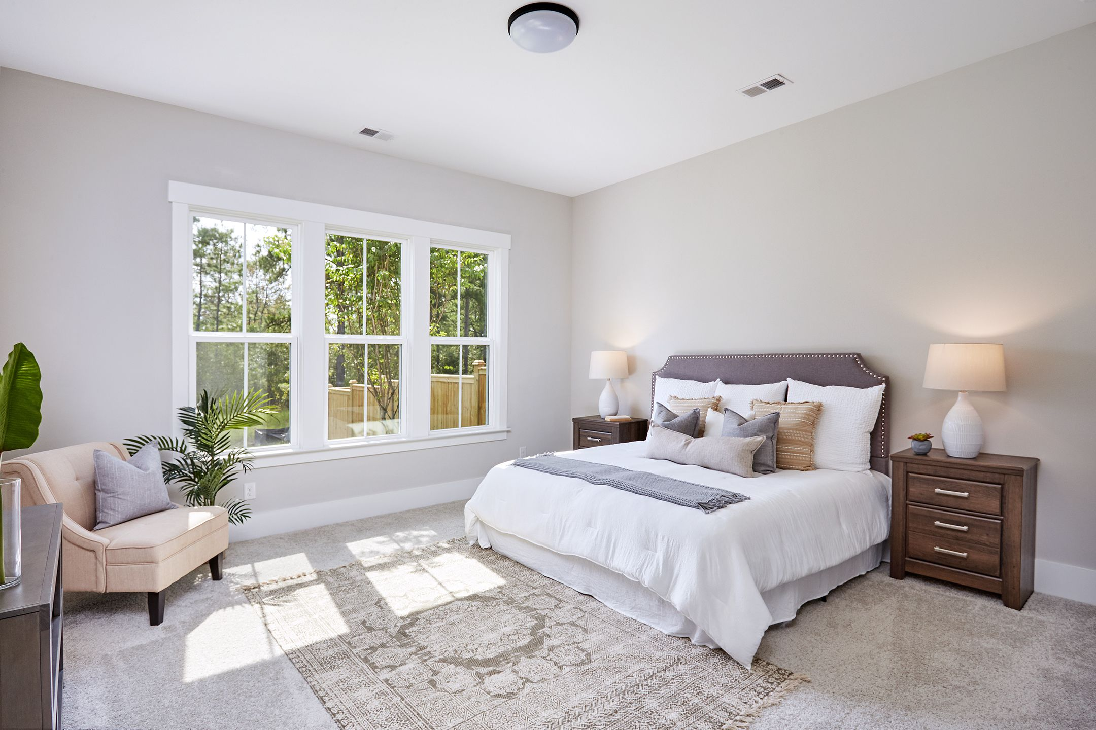 Bedroom featured in the Rutledge By Homes by Dickerson in Charleston, SC