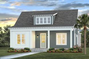 Hutchinson - Nexton: Summerville, South Carolina - Homes by Dickerson