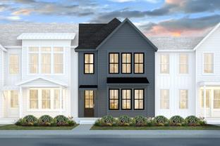 Bellflower A - Nexton: Summerville, South Carolina - Homes by Dickerson
