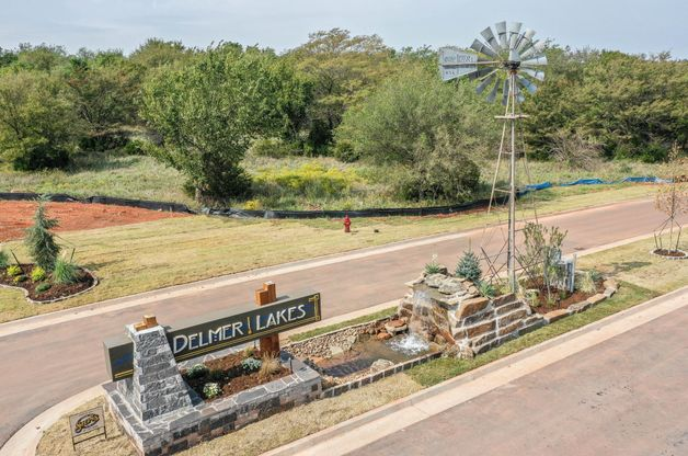 North Edmond Homes by Taber Community, Delmer Lakes!
