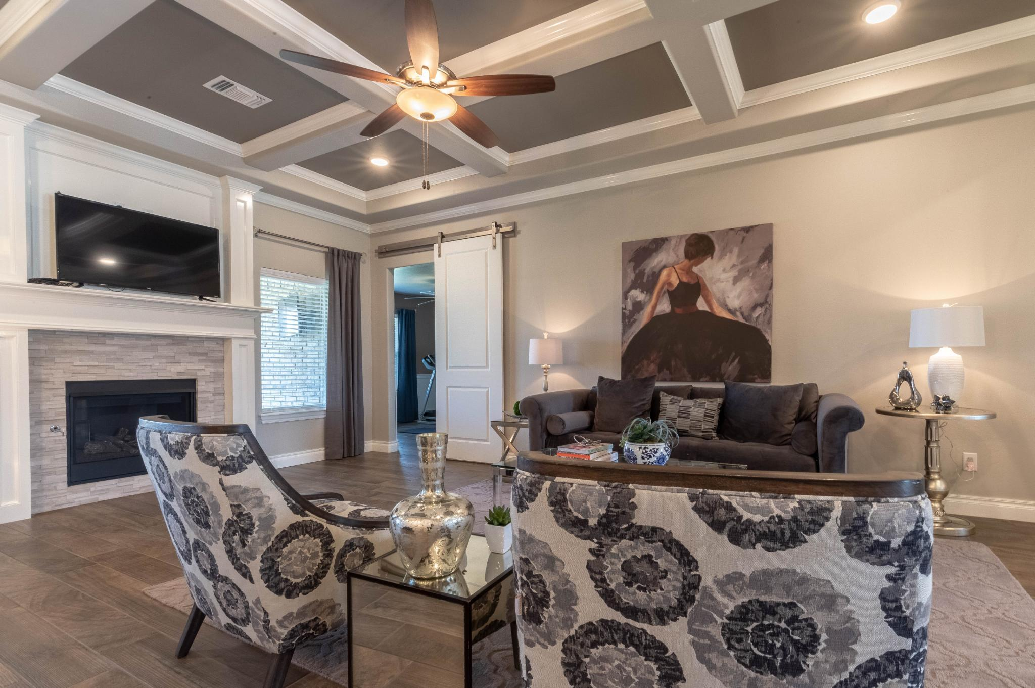 'Ponderosa Estates' by Homes By Taber in Oklahoma City