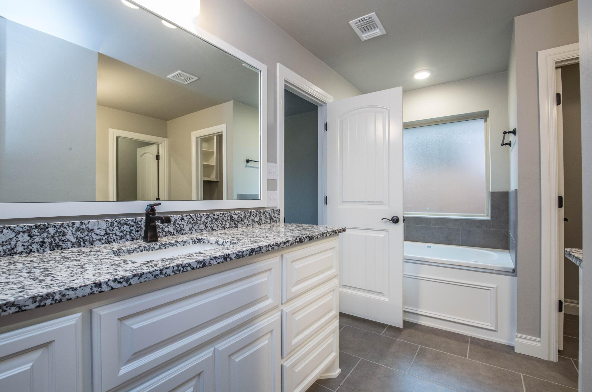 Bathroom featured in the Blue Spruce Bonus Room 2 By Homes By Taber in Oklahoma City, OK