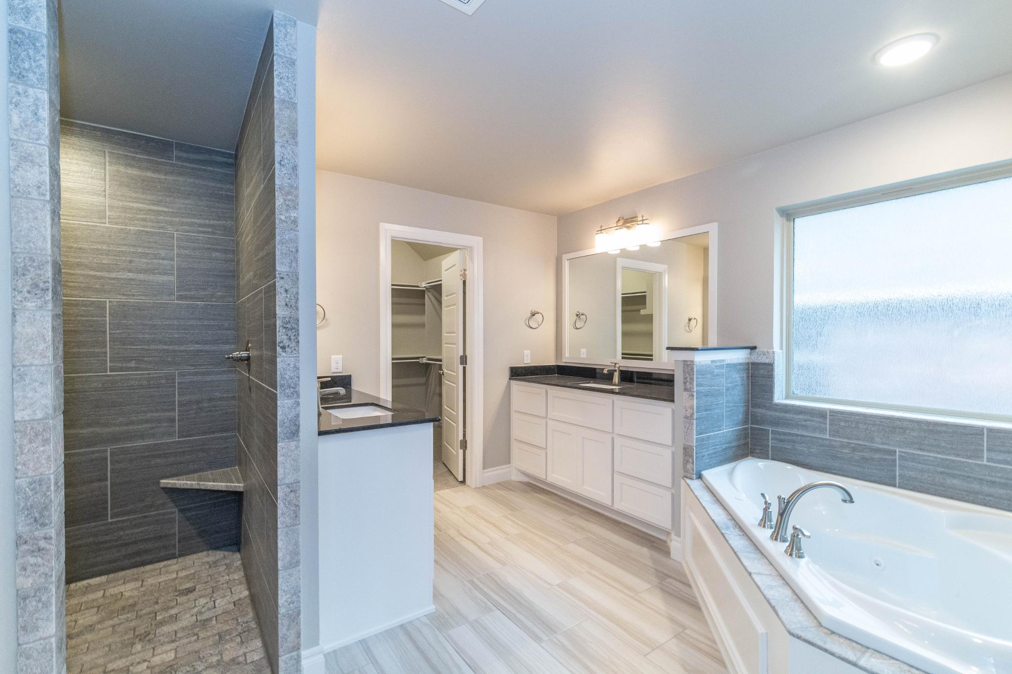 Bathroom featured in the Cornerstone Bonus Room 2 By Homes By Taber in Oklahoma City, OK