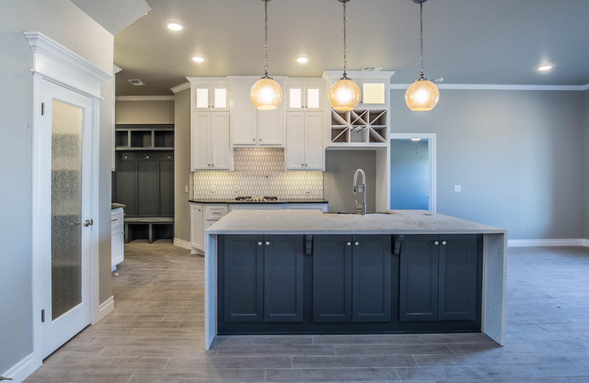 Kitchen featured in the Cornerstone Bonus Room 2 By Homes By Taber in Oklahoma City, OK
