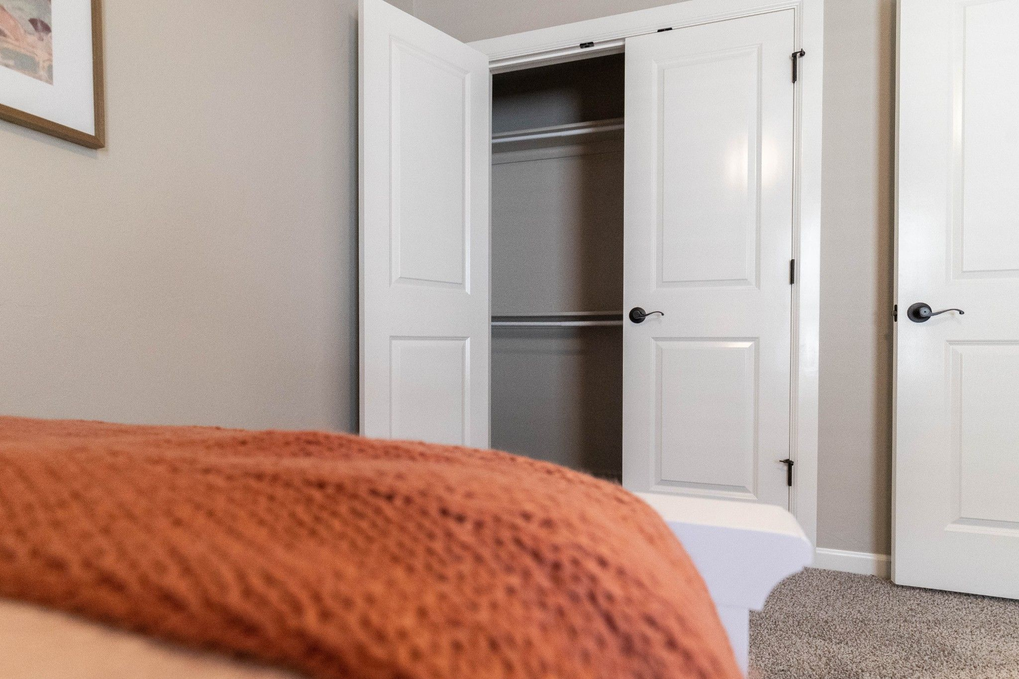 Bedroom featured in the Mallory Bonus Room By Homes By Taber in Oklahoma City, OK