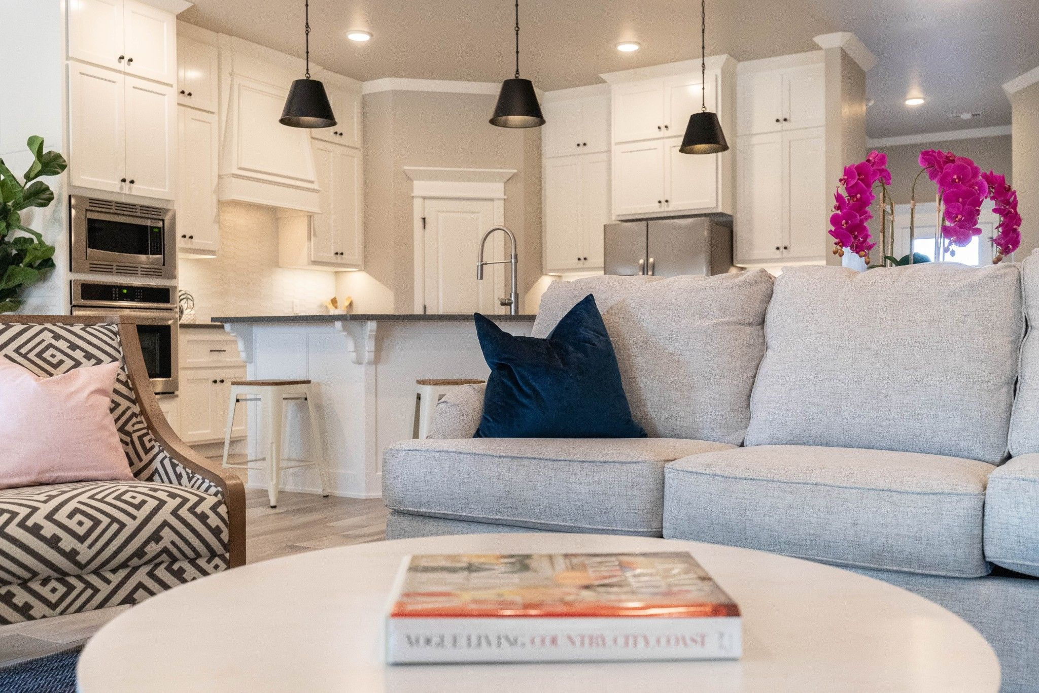 Living Area featured in the Mallory Bonus Room By Homes By Taber in Oklahoma City, OK