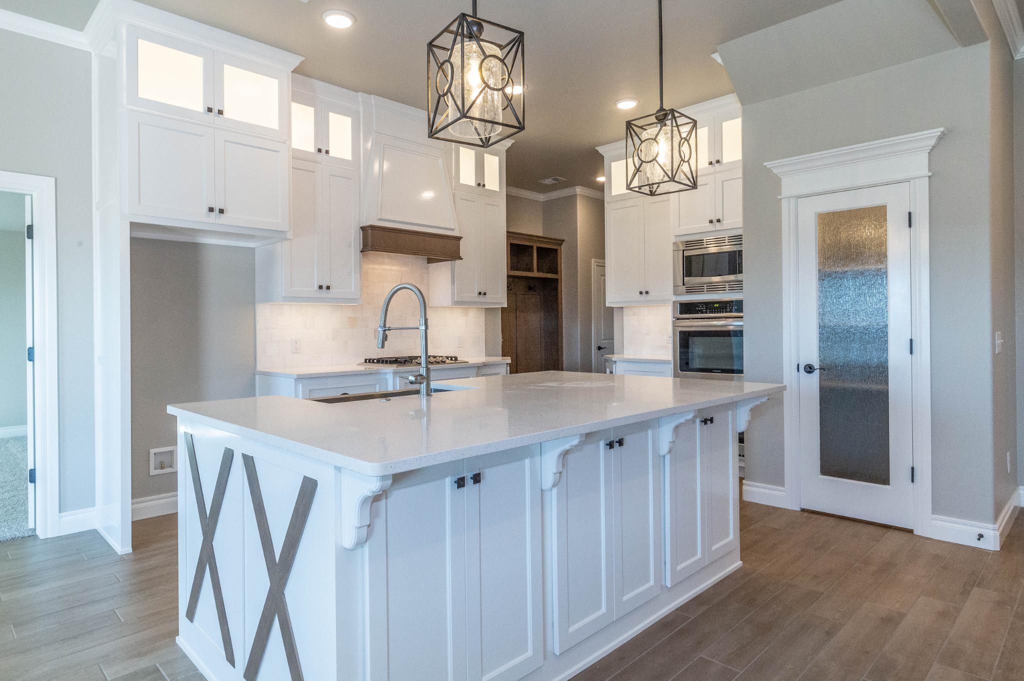 Kitchen featured in the Cornerstone Bonus Room - 5 Bedroom By Homes By Taber in Oklahoma City, OK