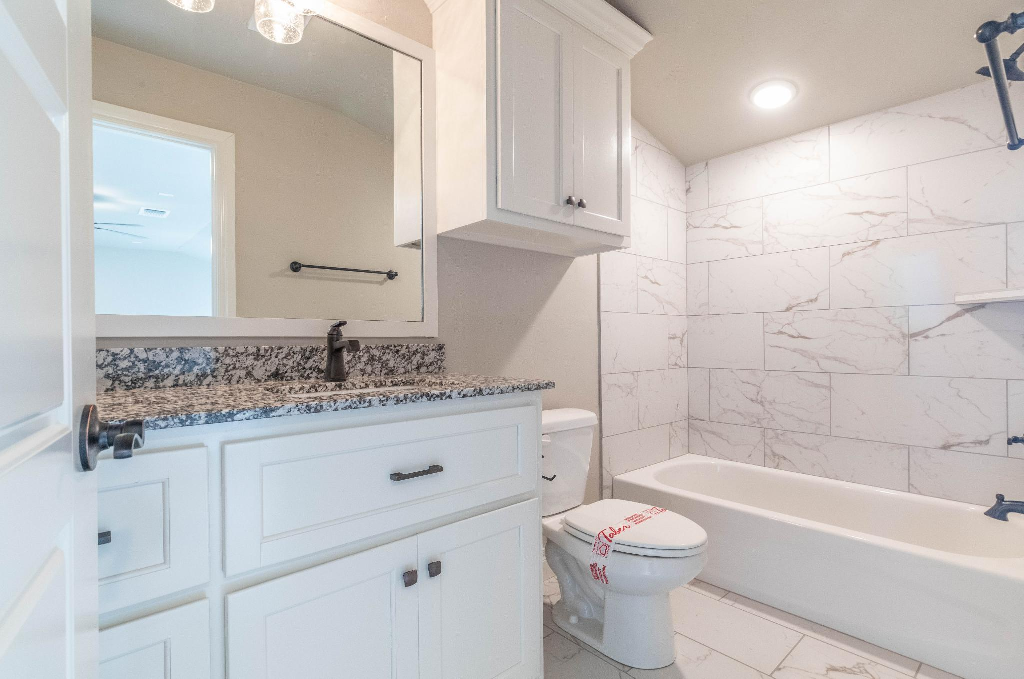 Bathroom featured in the Blue Spruce Bonus Room 1 Plus By Homes By Taber in Oklahoma City, OK
