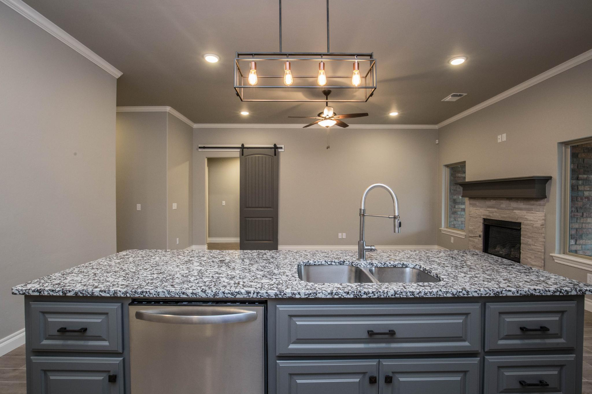 Kitchen featured in the Blue Spruce Bonus Room 2 Plus By Homes By Taber in Oklahoma City, OK