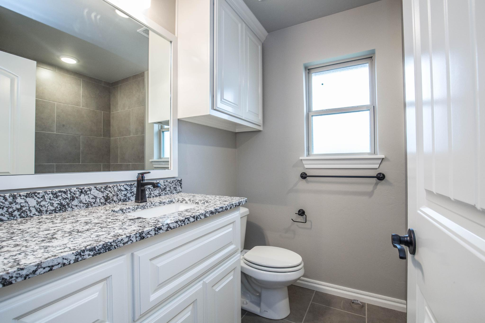 Bathroom featured in the Blue Spruce Bonus Room 2 Plus By Homes By Taber in Oklahoma City, OK