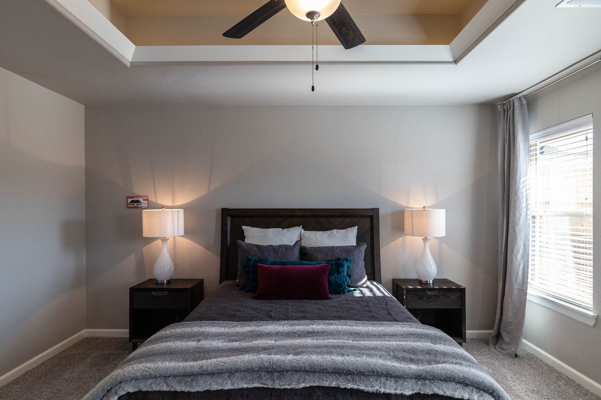 Bedroom featured in the Hazel Bonus Room - 5 Bedroom By Homes By Taber in Oklahoma City, OK