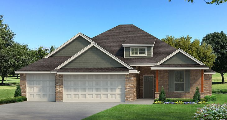 Homes by Taber Example of Sage Floorplan