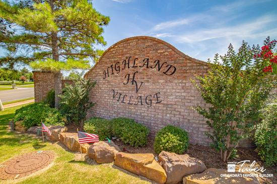 Highland Village by Homes By Taber in Oklahoma City Oklahoma