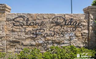 Stoneridge Farms by Homes By Taber in Oklahoma City Oklahoma