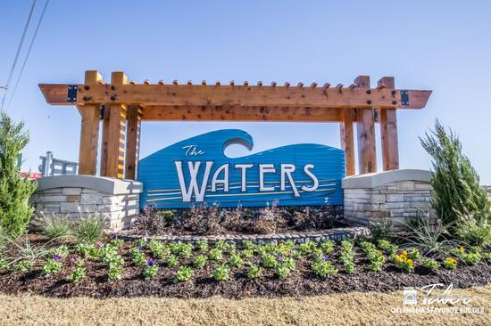 The Waters by Homes By Taber in Oklahoma City Oklahoma
