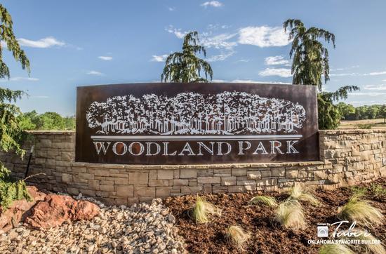 Woodland Park by Homes By Taber in Oklahoma City Oklahoma