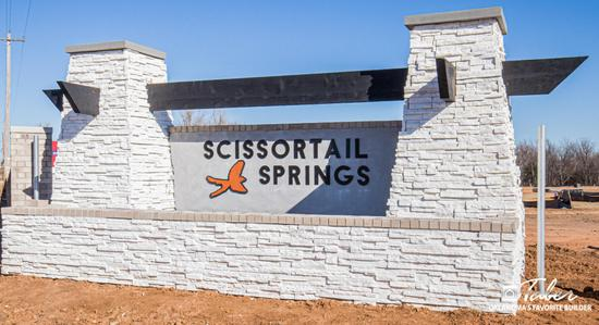Scissortail Springs by Homes By Taber in Oklahoma City Oklahoma