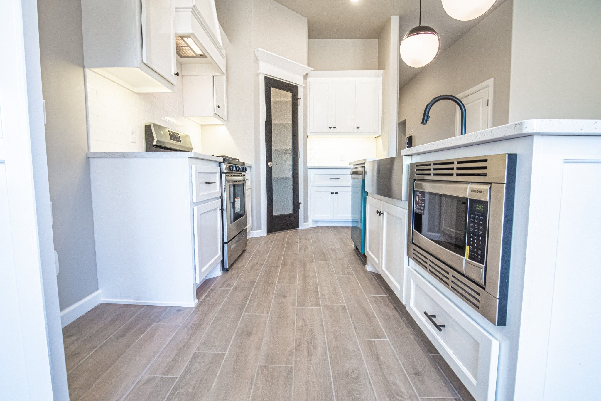 Kitchen featured in the Brinklee By Homes By Taber in Oklahoma City, OK