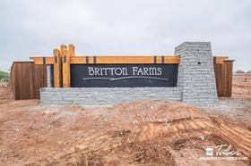 homes in Britton Farms by Homes By Taber