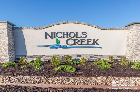 Nichols Creek by Homes By Taber in Oklahoma City Oklahoma