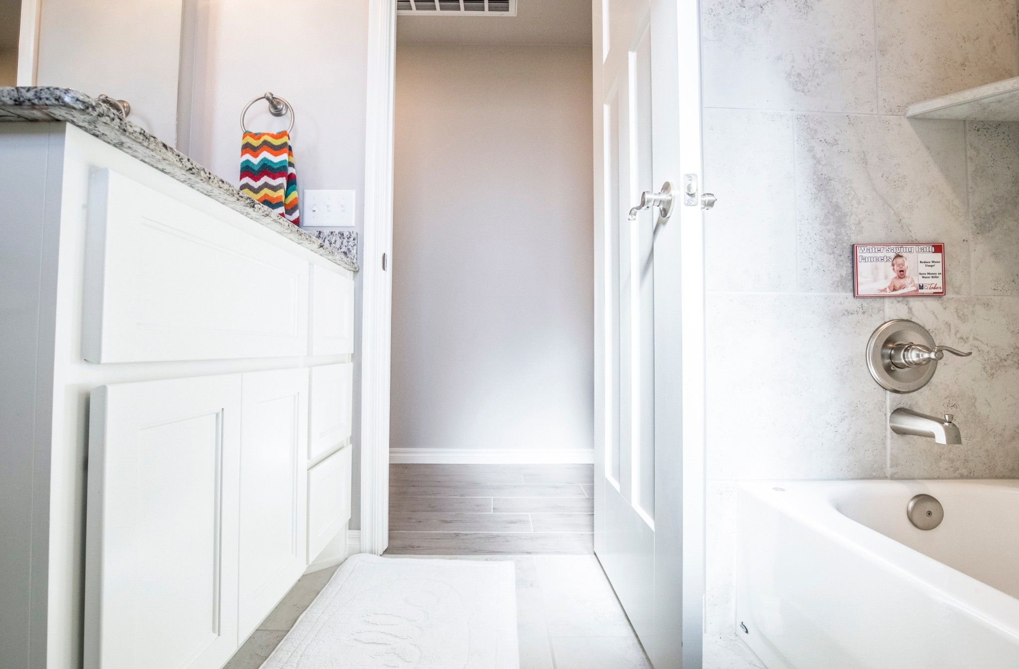 Bathroom featured in the Blue Spruce By Homes By Taber in Oklahoma City, OK