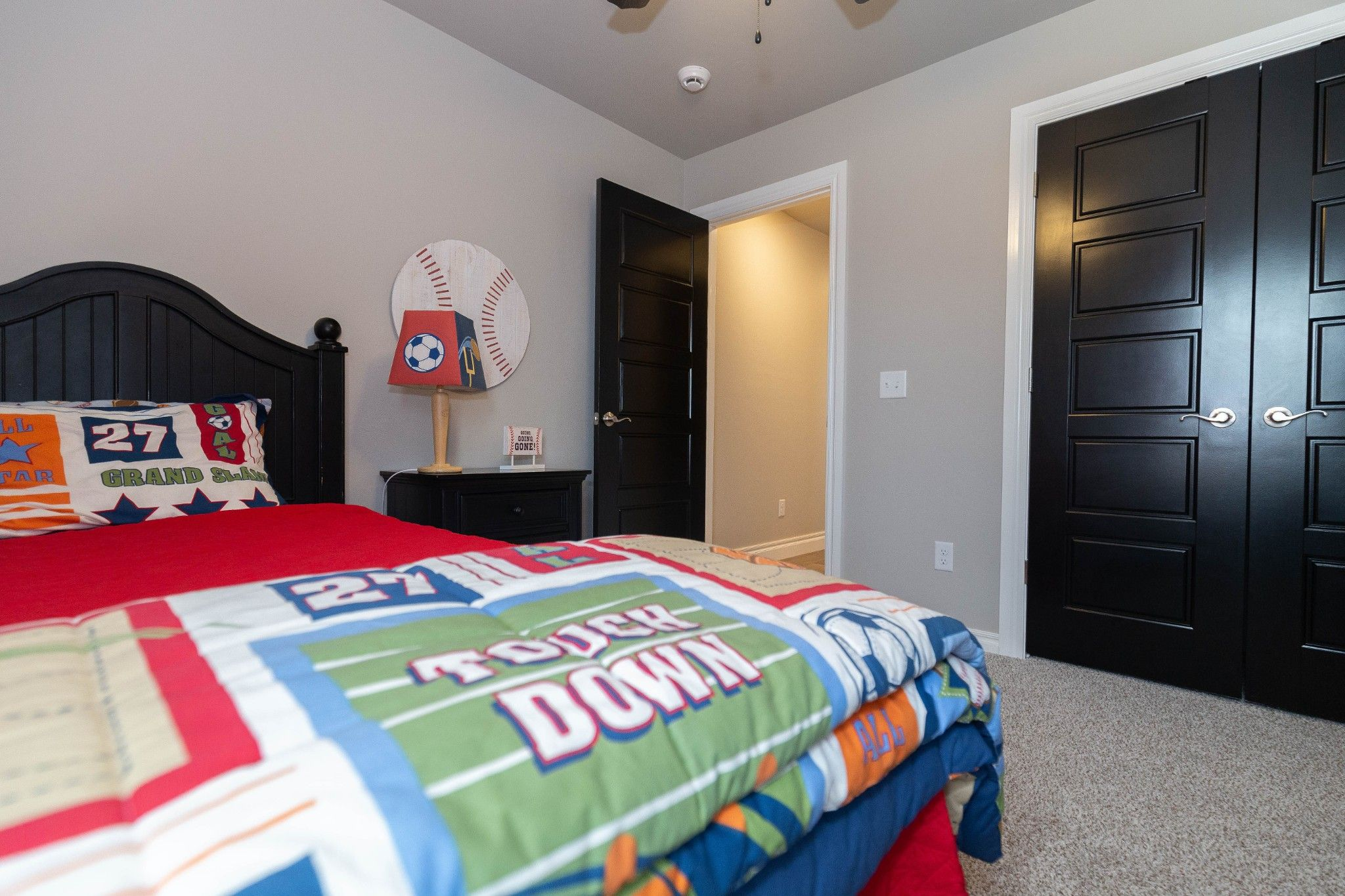 Bedroom featured in the Blue Spruce Bonus Room 1 By Homes By Taber in Oklahoma City, OK