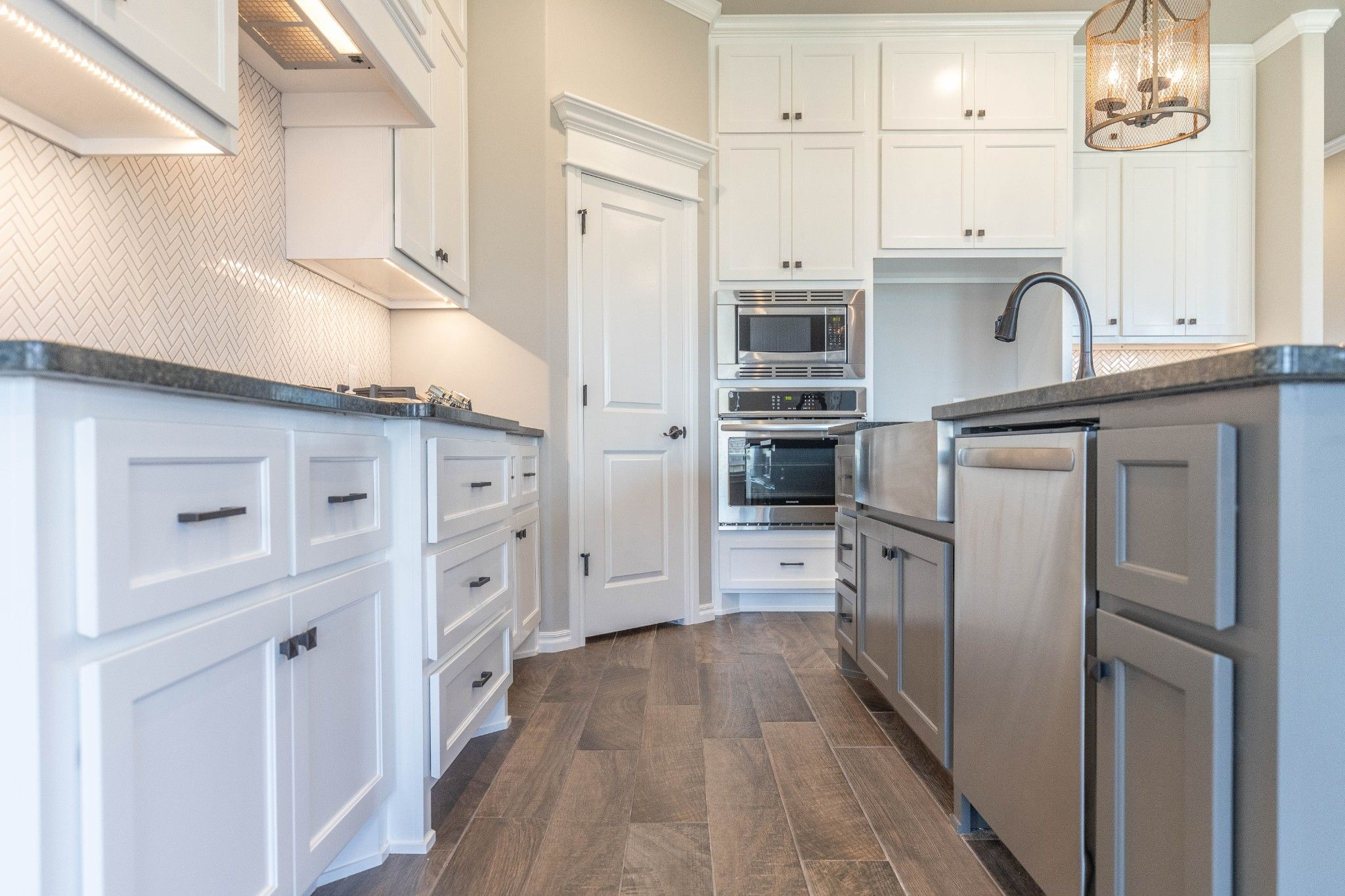 Kitchen featured in the Hazel By Homes By Taber in Oklahoma City, OK