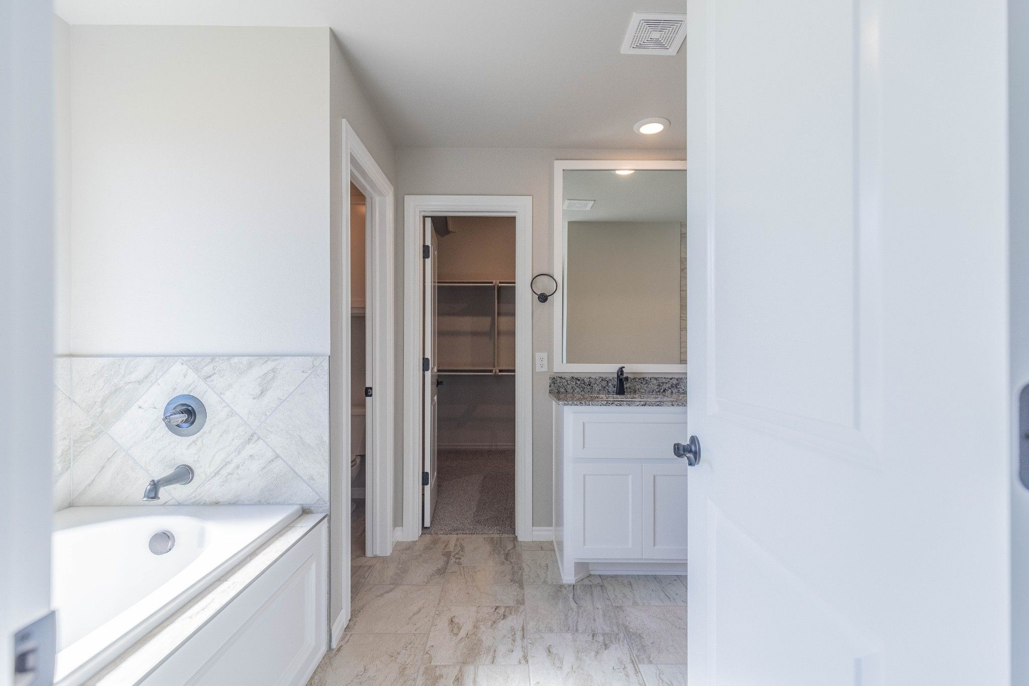 Bathroom featured in the Hazel By Homes By Taber in Oklahoma City, OK