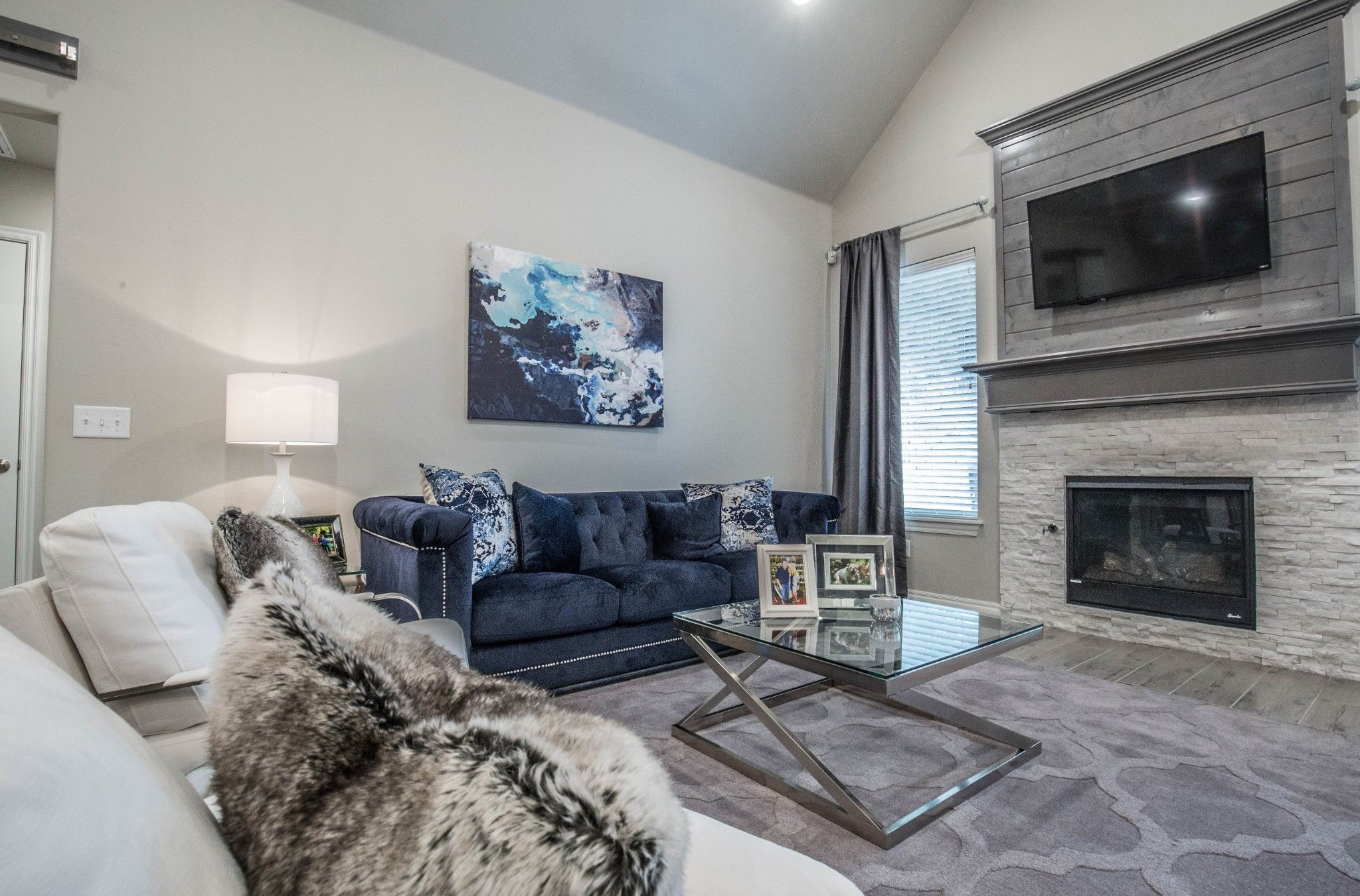 Living Area featured in the Sage Bonus Room 1 By Homes By Taber in Oklahoma City, OK