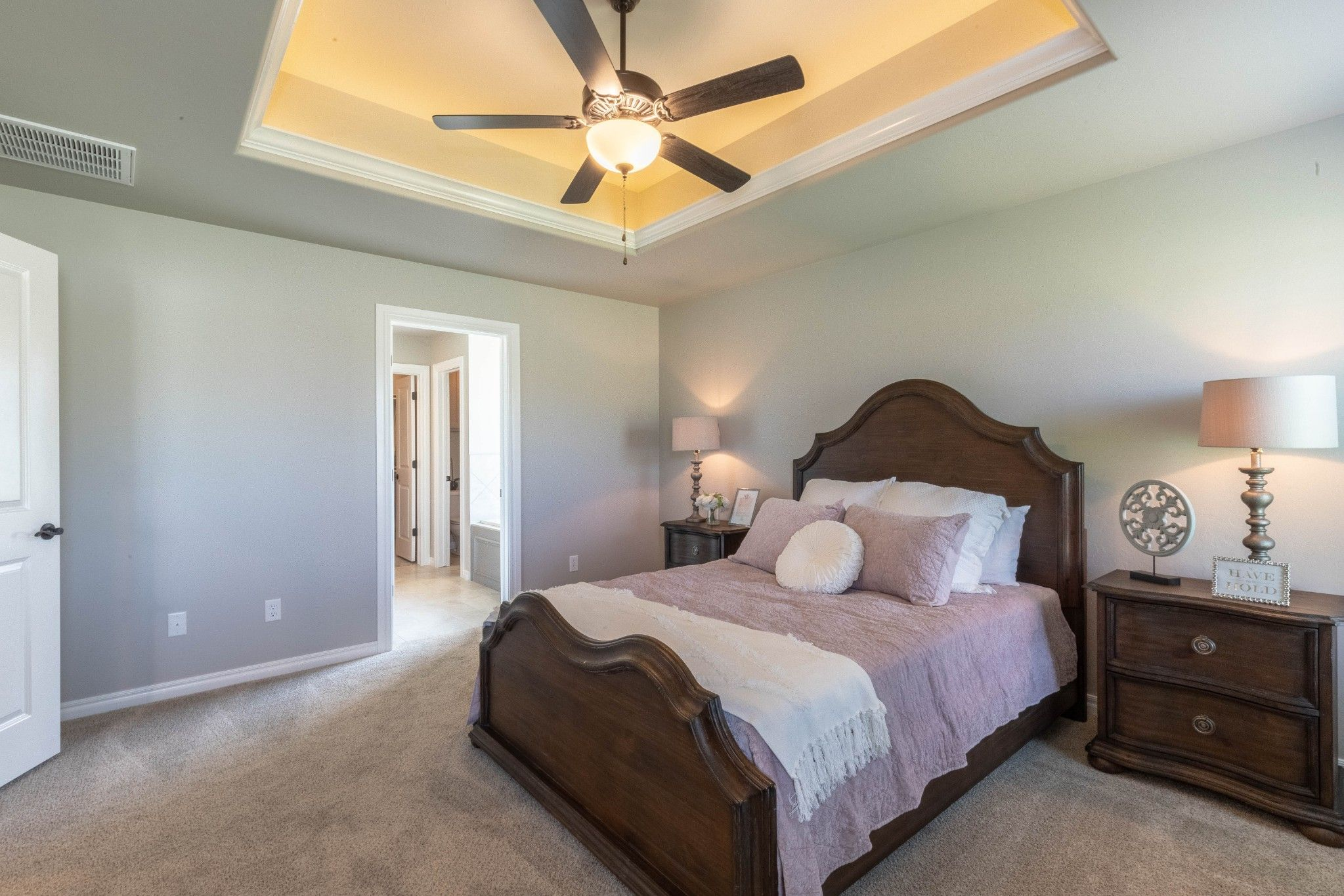 Bedroom featured in the Hazel Bonus Room PLUS By Homes By Taber in Oklahoma City, OK